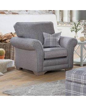 Georgia Chair in XE Fabric