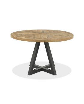 Bentley Designs Indus Circular Dining Table