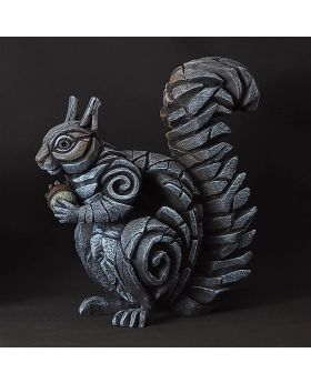 Edge Sculpture Grey Squirrel