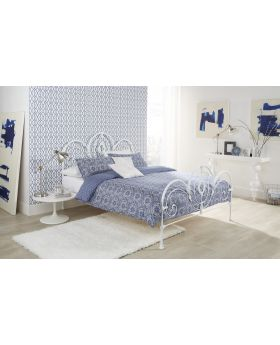 Serene Harriet Metal Bed