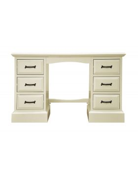 Vessel York Double Dressing Table