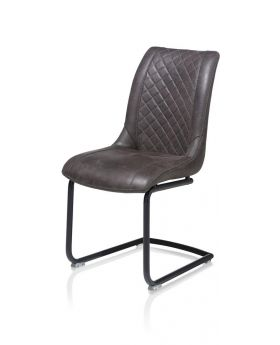 Habufa Armin Dining Chair - Anthracite