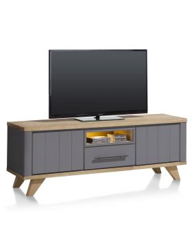 Habufa Jardin 170cm TV Unit Anthracite