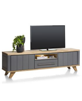 Habufa Jardin 210cm TV Unit Anthracite