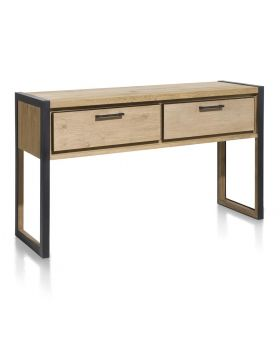 Habufa Metalux 2 Drawer Console Table