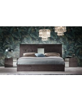 ALF Heritage 150cm Bedframe inc LED Lights (Clearance)