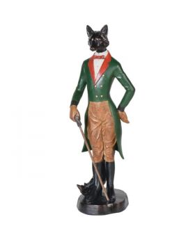 Standing Mr. Fox With Cane