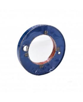 Ancient Mariner Industrial Oil Barrel Mirror