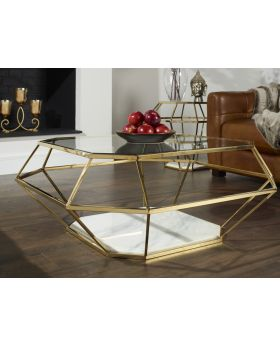 Serene Iris Coffee Table