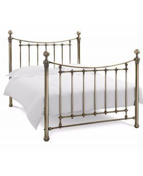 Bentley Designs Isabelle Antique Brass Bedframe