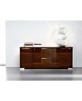 ALF Pisa Home Office 180cm Credenza Cabinet