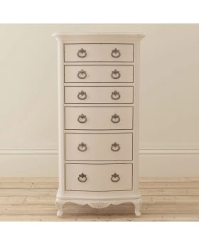 Willis and Gambier Ivory Bedroom Tall Boy