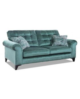 Jasmine 3 Seater Sofa in XE Fabric