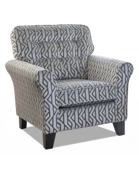 Jasmine Accent Chair Emma in XE Fabric