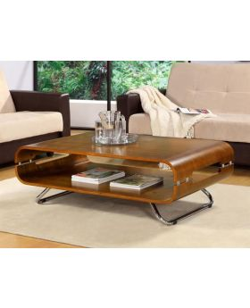 Jual JF302 Walnut CoffeeTable