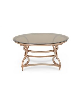 Serene Juliet Glass Coffee Table