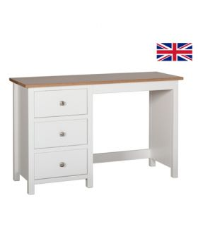 Devonshire Kenwith Single Pedestal Dressing Table