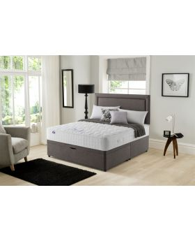 Silentnight Dreamworld Kingham Pocket Latex Supreme Divan Bed Set