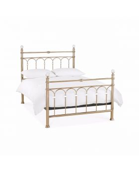 Bentley Designs Krystal Rose Gold Bedframe