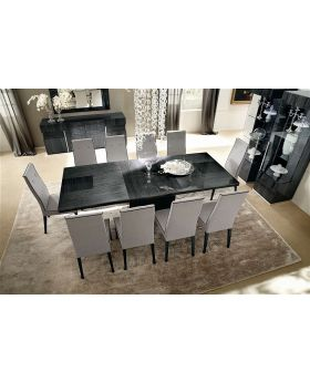 ALF Montecarlo Large Extending Dining Table
