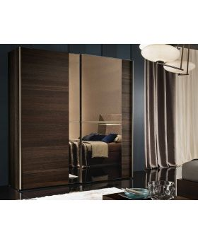 ALF Accademia 2 Door Sliding Wardrobe