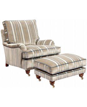 Duresta Walcott Armchair and Stool