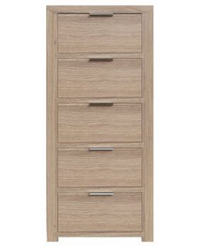 Laguna Tall 5 Drawer Chest