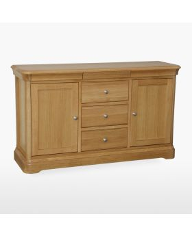 TCH Lamont Dining 2 Door 3 Drawer Sideboard