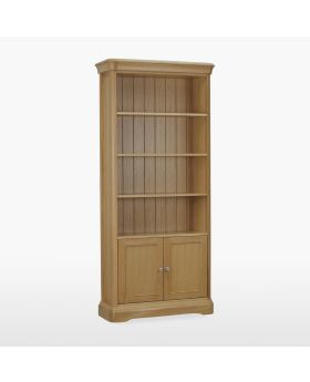 TCH Lamont Dining Bookcase with 2 Doors