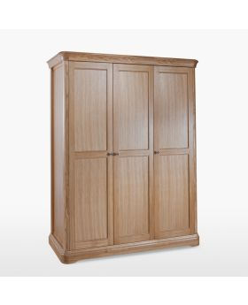 TCH Lamont Bedroom Triple Wardrobe