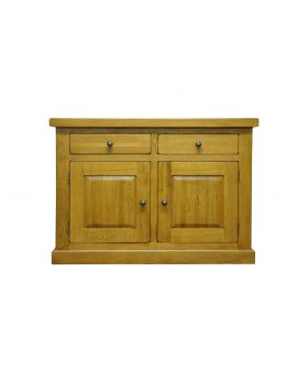 Vessel Warm Oak 2 door Sideboard