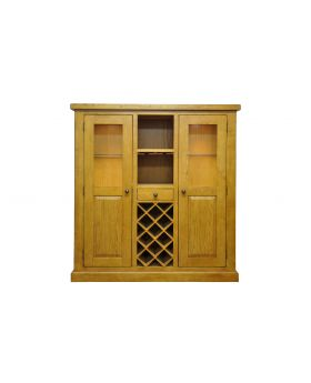 Vessel Warm Oak Highboard
