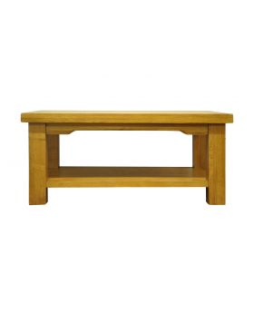 Vessel Warm Oak Small Coffee Table