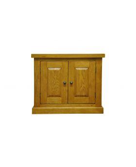 Vessel Warm Oak Small Cupboard