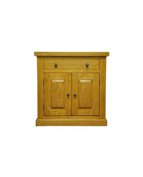Vessel Warm Oak Small Sideboard