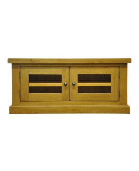 Vessel Warm Oak Standard TV Unit
