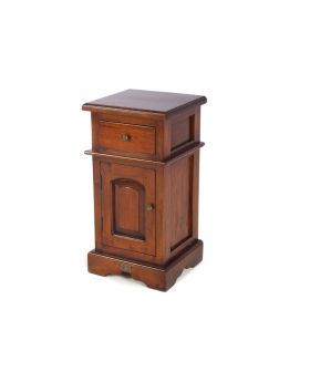 Ancient Mariner Mahogany Village Small Victorian Bedside