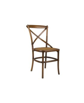 Ancient Mariner Mahogany Village Bentwood Chair