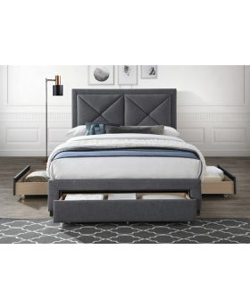Madame Fabric Bed Frame
