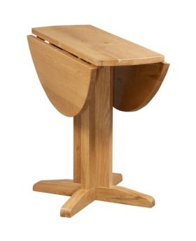 Devonshire Wessex Oak Drop Leaf Table