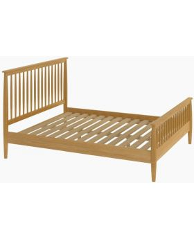 Malmo 4Ft6 Double Bed Frame