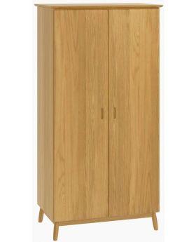 Malmo 2 Door Wardrobe