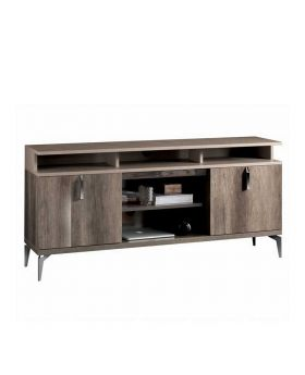 Matera Dining TV Base For Fireplace
