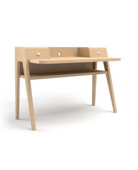 TCH Milan Natural Oak Desk