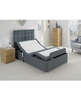 Illusion Fully Upholstered Adjustable Base