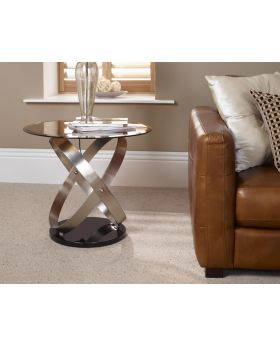 Serene Miranda Lamp Table