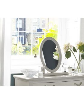 Bentley Designs Montreux Soft Grey Vanity Mirror