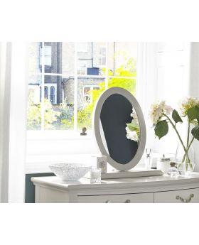 Bentley Designs Montreux Soft Grey Vanity Mirror