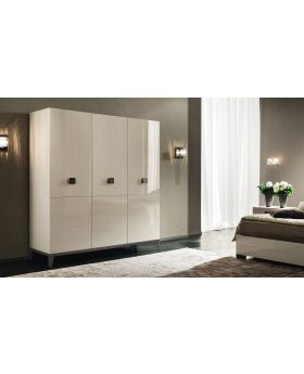 ALF Mont Blanc 3 Door Swinging Wardrobe