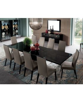 ALF Mont Noir Large Extending Dining Table